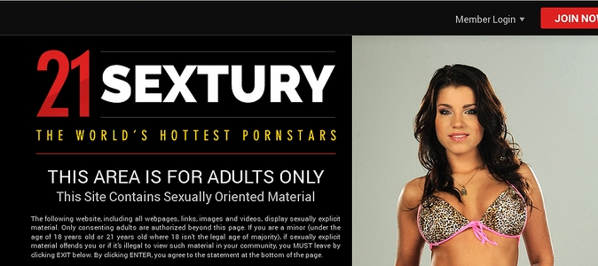 21 Sextury Sites